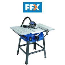 "Scheppach HS100S 230v 250mm / 10"" Table Saw Bench"