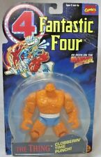 The Thing Toybiz Marvel Comics Fantastic Four Action Figure Collectible #45101