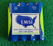 EMSI AAA Rechargeable Batteries For EMSI Flex-it 4.8V Ni-MH 500mAh FREE S&H
