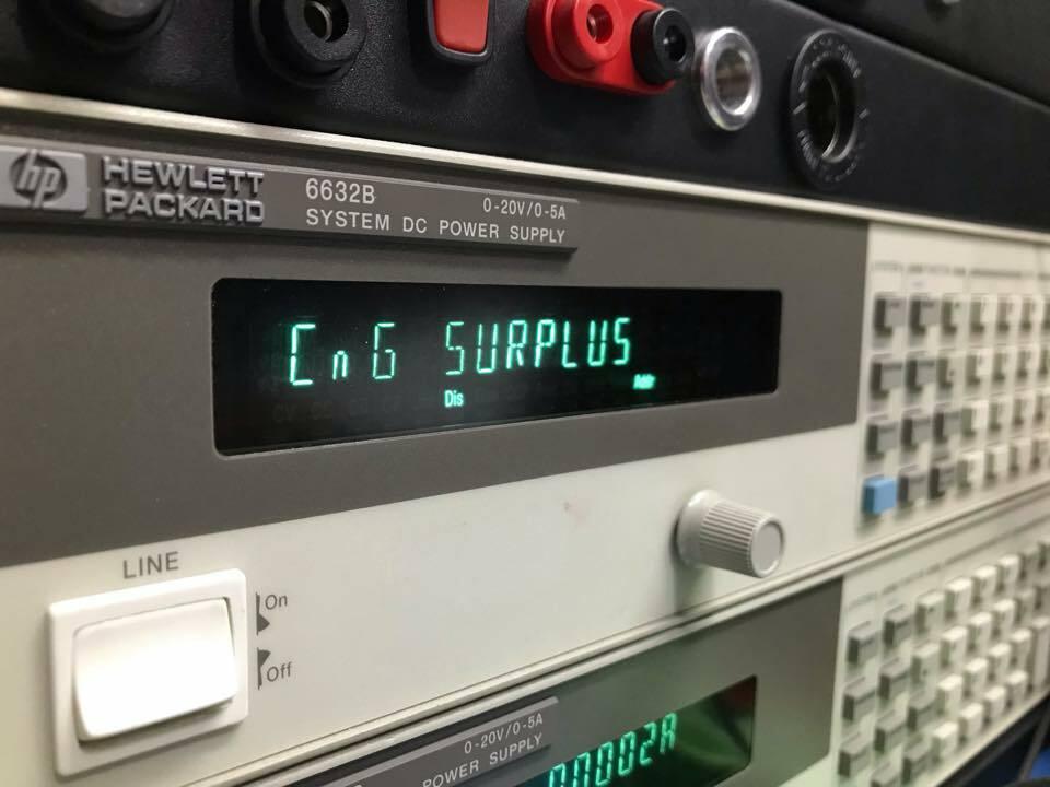 CnG Surplus