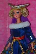 Barbie Collection * GREAT ERAS * Medieval Lady * NEUVE * NRFB * 1995