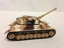 MILITARY ARMY TANK, RUN N SWING TURRET, DIE CAST, PULL BACK ACTION,TOYS(TN 405B)