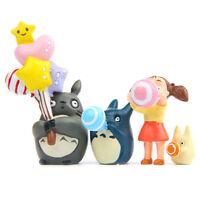 Studio Ghibli My Neighbor Totoro Résine Figure Figurine maquette Jouet