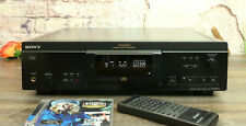 Sony CDP-XA50ES Weltklasse CD-Player, TOP-Zustand! Superb Condition Remote