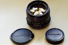 M42: mamiya/sekor SX 1,4/55 für MSX/DSX/digital, geniale topp Abbildungsleistung