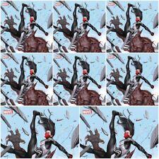 10 Copies SILK #2 Inhyuk Lee COVER A 4/28/21 PRE SALE MARVEL COMICS