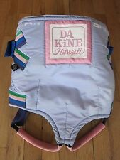 Vintage Dakine Hawaii Speed Seat Purple Pink Kite Wind Surfing Harness Size S