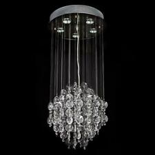 NEW Contemporary Crystal 5-Light Chandelier Evrosvet LM027