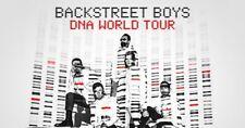 2 Tickets Backstreet Boys Mannheim SAP Arena 25.05.2019 DNA World
