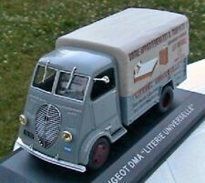 CAMION PEUGEOT DMA LITERIE UNIVERSELLE 1/43 IXO ALTAYA