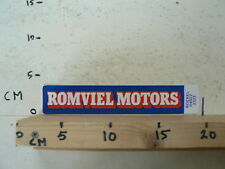 STICKER,DECAL ROMVIEL MOTORS BOEKEL MOTO ?
