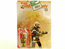 Die ganze Welt der Feuerwehr 33 Pompier Germany Berlin 1900 NEU OVP 1409-20-41
