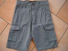 (C558) Klassische Little Marc Jacobs Boys Sommer Cargohose Bermuda Hose gr.116