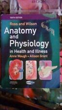 Ross and Wilson's Anatomy and Physiology Colouring and Workbook by Anne...