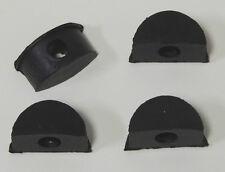Kawasaki ZX550 GPz ZR750C Zephyr ZX750 Valve Cover Cam End Rubber Plugs Seals x4