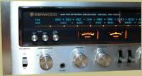 INCANDESCENT KIT KR-7600 6600 VINTAGE Receiver(15-LAMP)METER STEREO Kenwood
