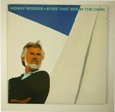 "12"" LP - Kenny Rogers - Eyes That See In The Dark - B1316 - washed & cleaned"