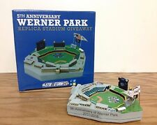 Omaha STORM CHASERS Werner Park Replica Stadium PROMO 2016 SGA - new in box