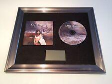 PERSONALLY SIGNED/AUTOGRAPHED KATIE MELUA - KETEVAN FRAMED CD PRESENTATION. RARE