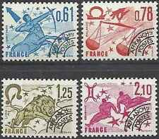 Timbres France préoblitérés Astrologie 154/7 ** lot 8539