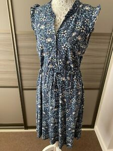 LAURA ASHLEY SUMMER DRESS NEW WITH TAGS SIZE 10