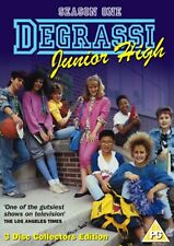 Degrassi Junior High: The Complete First Series (Box Set) [DVD]