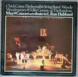 Various  - May9Concert-a tribute to L.Ron Hubbard feat. Incredible String Band