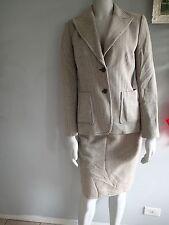 MICHAEL KORS SZ 4 suit,blazer,jacket,SKIRT TWEED,**