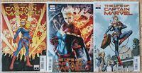 Captain Marvel #1 Starter Pack - NM