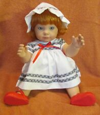 Effanbee Button Nose Red Hair Doll 17-18 Inches Tall By Ann Timmerman
