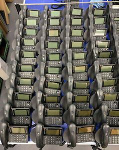 Job lot of 46 Shoretel IP480 phone handsets - used