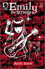 Emily The Strange #4: The Rock Issue: Rock Issue No. 4, Reger, Rob, Cosmic Debri