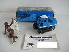 O&K KRUPP RH 6 BAGGER MIT MEISSEL ZISS/RW 1:50 OVP