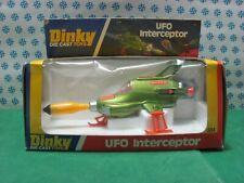 Dinky Toys 351 - U.F.O.Interceptor TV Series 1970 - mint Box
