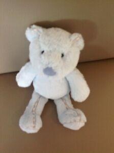"""JELLYCAT JELLY KITTEN PALE BLUE SMALL 7.5"""" TEDDY BEAR MY FIRST BEAR COMFORTER"""