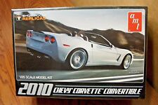 AMT 2010 CHEVY CORVETTE CONVERTIBLE 1/25 SCALE MODEL KIT