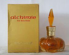 ALCHIMIE de Rochas eau de parfum 50ml spray  , descatalogada rare.