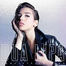 DUA LIPA DUA LIPA COMPLETE EDITION 2-CD (New Release Friday October 19th 2018)