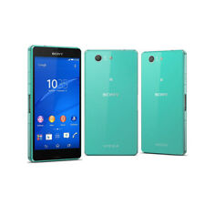 Unlocked MOVIL 4.6'' Sony Ericssion XPERIA Z3 Compact D5803 16GB LTE GPS - Verde