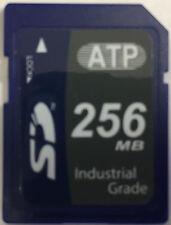 ATP 256MB SD Industrial Grade Secure Digital Memory Card AF256SDI