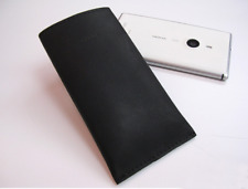 Genuine Official Nokia Lumia 925 CP-620 Leather Pouch Case NEW – Black