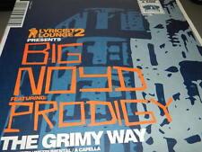 """Mos Def /  Big Noyd  – Ms. Fat Booty 2 / The Grimy Way USED 2000 12"""" Rawkus"""