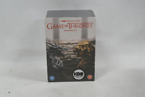 Game Of Thrones The Complete Season 1-7 DVD Box Set PAL Region 2 - 1 2 3 4 5 6 7