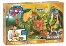 Bloco Construction Toy - Combar Dragon