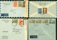Greece - Airmail Cover from Athens (x4).(6G-23648) Mv-1602