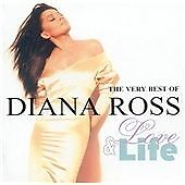 Diana Ross - Love & Life (The Very Best of , 2001)