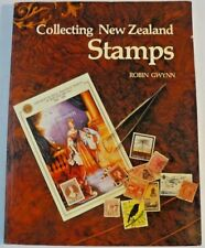 Collecting New Zealand Stamps Robin Gwynn 1988 Free Shipping