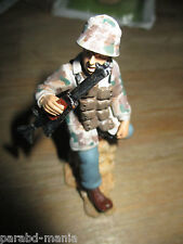Soldat de plomb collection-Soldat Para Italien-8cm