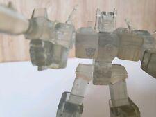 Transformers SCF Act 4 Metroplex SCF Clear Figure Complete Rare Chase HOC
