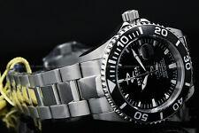 New Invicta Reserve Men's Pro Diver SWISS MADE SUPER LUMINOVA S.S Bracelet Watch